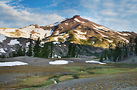 South Sister, Three Sisters Wilderness, Oregon