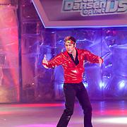 NLD/Hilversum/20130101 - 1e Liveshow Sterren dansen op het IJs 2013, Paul Turner