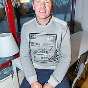 NLD/Amsterdam/20171207 - Perspresentatie Vrienden van Andere Tijden Sport 2017, Henk Angenent