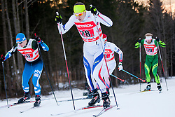 Miroslav Sulek (SVK) during the Man team sprint race at FIS Cross Country World Cup Planica 2016, on January 17, 2016 at Planica, Slovenia. Photo By Urban Urbanc / Sportida