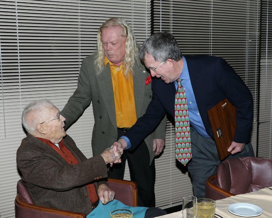 John Miller's 100th Birthday Party
