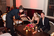 JANA KATANCIK; FLORIAN WUPPERFELD, IMG HERALD TRIBUNE HERITAGE LUXURY PARTY.- Celebration of Heritage Luxury and 10 years of the International Herald Tribune Luxury Conferences. North Audley St. London. 9 November 2010. -DO NOT ARCHIVE-© Copyright Photograph by Dafydd Jones. 248 Clapham Rd. London SW9 0PZ. Tel 0207 820 0771. www.dafjones.com.