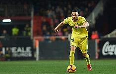 Valencia v Villarreal - 27 Jan 2019