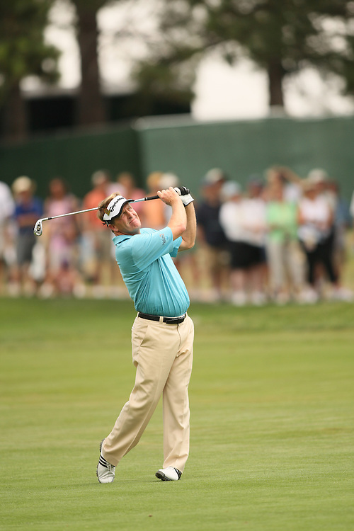 Fred Funk during the second round of the 2008 United States Senior Open Championship at Broadmoor Golf Club in Colorado Springs, CO on Friday, August1 2008. .