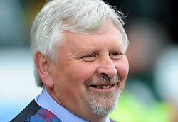 Yeovil Town's Manager Paul Sturrock - Photo mandatory by-line: Harry Trump/JMP - Mobile: 07966 386802 - 25/04/15 - SPORT - FOOTBALL - Sky Bet League One - Yeovil Town v Port Vale - Huish Park, Yeovil, England.