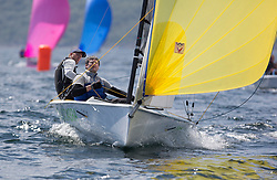 Final days' racing at the Silvers Marine Scottish Series 2016, the largest sailing event in Scotland organised by the  Clyde Cruising Club<br /> <br /> Racing on Loch Fyne from 27th-30th May 2016<br /> GBR179, Abracadabra, Howard Stevenson, Tynemouth SC<br /> <br /> Credit : Marc Turner / CCC<br /> For further information contact<br /> Iain Hurrel<br /> Mobile : 07766 116451<br /> Email : info@marine.blast.com<br /> <br /> For a full list of Silvers Marine Scottish Series sponsors visit http://www.clyde.org/scottish-series/sponsors/