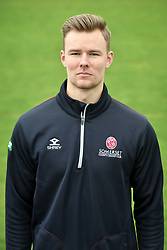 Assistant strength and conditioning coach James Alway during the media day at the County Ground, Taunton. PRESS ASSOCIATION Photo. Picture date: Wednesday April 11, 2018. See PA story CRICKET Somerset. Photo credit should read: Ben Birchall/PA Wire. RESTRICTIONS: Editorial use only. No commercial use without prior written consent of the ECB. Still image use only. No moving images to emulate broadcast. No removing or obscuring of sponsor logos.