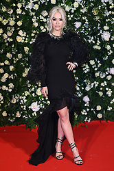 Rita Ora arriving at the Charles Finch Filmmakers Dinner, Eden Rock, Hotel du Cap during the 72nd Cannes Film Festival. Photo credit should read: Doug Peters/EMPICS
