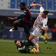 20210130 Calcio, Serie A : Bologna vs Milan