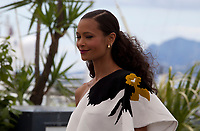 Actress Thandie Newton at the Solo: A Star Wars Story film photo call at the 71st Cannes Film Festival, Tuesday 15th May 2018, Cannes, France. Photo credit: Doreen Kennedy