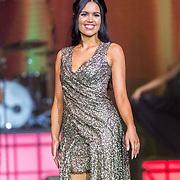 NLD/Hilversum/20171009 - Finale Miss Nederland 2017,
