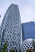 Mode Gakuen Cocoon Tower is a 204-metre (669 ft), 50-story educational facility located in the Nishi-Shinjuku district in Shinjuku, Tokyo, Japan.