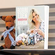 NLD/Utrecht/20171101 - Presentatie Boek van Bobbi Eden - Iedereen kan Haken, Haakboek  van Bobbi Eden