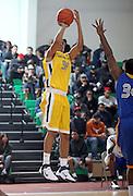 April 8, 2011 - Hampton, VA. USA; Grant Ellis participates in the 2011 Elite Youth Basketball League at the Boo Williams Sports Complex. Photo/Andrew Shurtleff