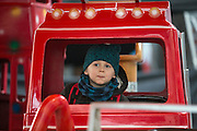 NO FEE PICTURES <br /> 30/12/14 Frank Wiatr, age 4, Christchurch pictured at the New Years Festival Food Village. NYF Food Village will run over 3 days from 12noon until 9pm at Barnardos Square (Dame Street). Come along and enjoy the 3 day NYF Food Village in Barnardos Square beside the beautiful backdrop of City Hall, Dame Street. Starting at 12 noon, treat yourself to delicious artisan food and enjoy a coffee as you sit back and be entertained by stunning 3D Light projections at Luminosity!*FREE ADMISSION   FAMILY FRIENDLY. Picture:Arthur Carron