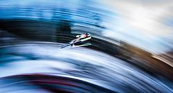 17.12.2016, Nordische Arena, Ramsau, AUT, FIS Weltcup Nordische Kombination, Skisprung, im Bild Kristjan Ilves (EST) // Kristjan Ilves of Estonia during Skijumping Competition of FIS Nordic Combined World Cup, at the Nordic Arena in Ramsau, Austria on 2016/12/17. EXPA Pictures © 2016, PhotoCredit: EXPA/ JFK