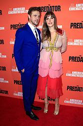 September 12, 2018 - Los Angeles, Kalifornien - Boyd Holbrook und Tatiana Pajkovic beim Special Screening des Kinofilms 'The Predator / Predator - Upgrade' im Egyptian Theatre. Los Angeles, 12.09.2018 (Credit Image: © Future-Image via ZUMA Press)