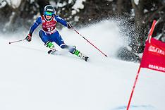 20210116 SLO: Ladies Giant Slalom FIS Ski World Cup 2020-21,Podkoren Kranjska Gora