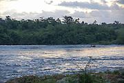 Uganda, Junja,  Lake Victoria, and the source of the Nile River.