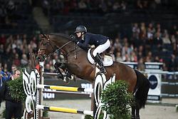 Coulter Audrey, (USA), Capital Colnardo<br /> Grand Prix of Stuttgart <br /> Longines FEI World Cup<br /> Stuttgart - German Masters 2015<br /> © Hippo Foto - Stefan Lafrentz