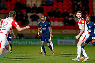 Southend United midfielder Timothee Dieng (8) in action  during the EFL Sky Bet League 1 match between Doncaster Rovers and Southend United at the Keepmoat Stadium, Doncaster, England on 12 February 2019.