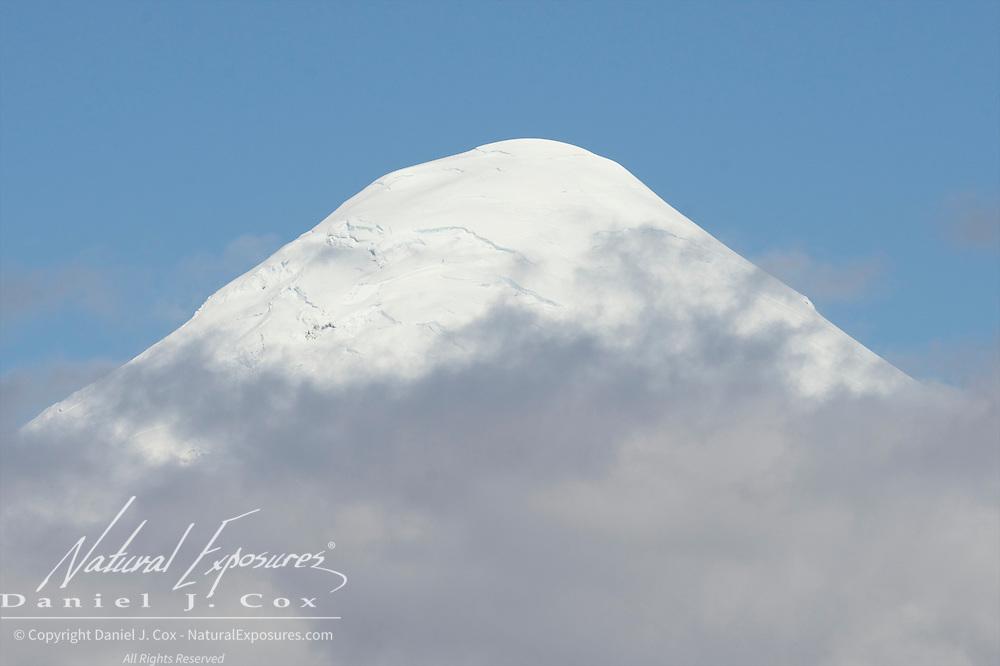 Osorno volcano in Vicente Pérez Rosales Nationa Park, Chile