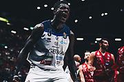 Abass Awudu<br /> A|X Armani Exchange Olimpia Milano - Germani Basket Brescia<br /> Basket Serie A LBA 2019/2020<br /> MIlano 29 September 2019<br /> Foto Mattia Ozbot / Ciamillo-Castoria