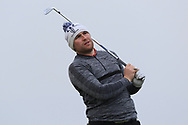 Rhys Clarke (The Island) on the 4th tee during Round 3 of The West of Ireland Open Championship in Co. Sligo Golf Club, Rosses Point, Sligo on Saturday 6th April 2019.<br /> Picture:  Thos Caffrey / www.golffile.ie