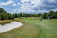 TRIER (Treves) - Duitsland - hole 7 van GCT, Golf Club Trier. . COPYRIGHT KOEN SUYK