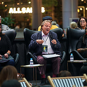 London, UK. 3rd September 2017. Judges of the Mayor Of London Gigs at Westfield London.