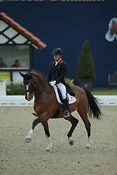 Hayashi Shingo, (JPN), Exquis Clearwater<br /> Qualification Grand Prix Kur<br /> Horses & Dreams meets Denmark - Hagen 2016<br /> © Hippo Foto - Stefan Lafrentz