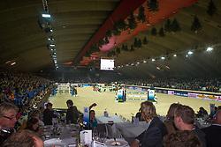 Overview<br /> Prijs KBC Bank & Verzekeringen<br /> Flanders Christmas Jumping - Mechelen 2012<br /> © Dirk Caremans