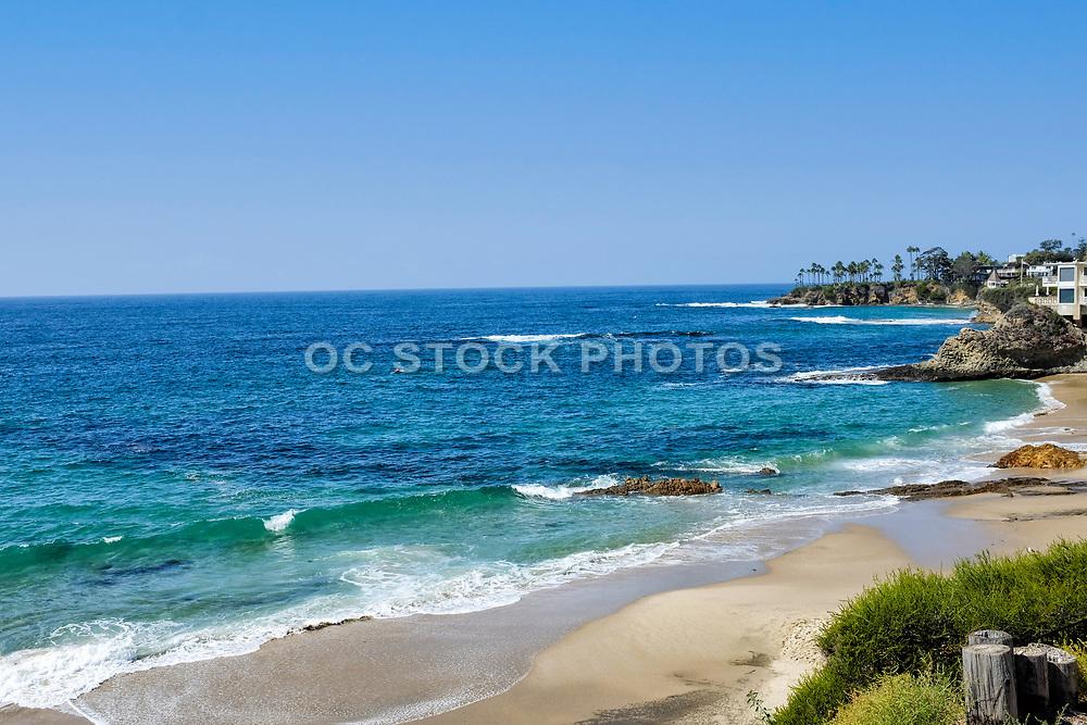 The Laguna Beach Shoreline