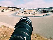 Processed with VSCOcam with c1 preset Laguna Seca