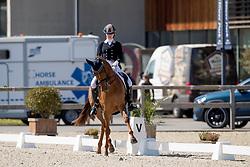 Van Nek Lara, NED, Fariska<br /> CDI3* Opglabbeek<br /> © Hippo Foto - Sharon Vandeput<br /> 23/04/21