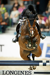 Alexander Edwina, (AUS), Caretina de Joter<br /> Longines FEI World Cup Final 1 - Goteborg 2016<br /> <br /> © Hippo Foto - Dirk Caremans<br /> 25/03/16