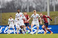 Emeric DUDOUIT - 24.01.2015 - Clermont / Chateauroux  - 21eme journee de Ligue2<br />Photo : Jean Paul Thomas / Icon Sport