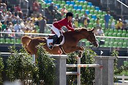 Diniz Luciana, POR, Fit For Fun 13<br /> Olympic Games Rio 2016<br /> © Hippo Foto - Dirk Caremans<br /> 14/08/16