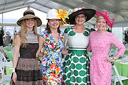 Hermann Park. Hats in the Park Luncheon. 3.8.16