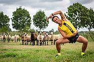Runner Arnold Vonk