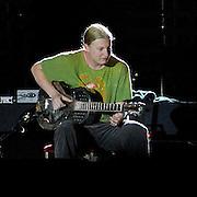 Derek Trucks playing with the Eric Clapton Band, Perth, Western Australia, 2007