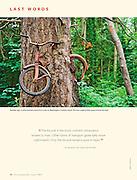 Sierra Magazine: Last Words (September 2011)