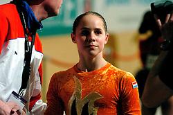 01-05-2004 TURNEN: EUROPEES KAMPIOENSCHAP DAMES: AMSTERDAM<br /> Loes Linders<br /> ©2004-www.fotohoogendoorn.nl