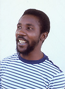 Toots Hibbert at home in Kingston Jamaica 1979