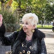 NLD/Woudenberg/20181008 - Herdenkingsdienst Anneke Gronloh, Conny van Bergen