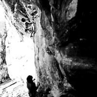 "Phairat ""Muad"" Kaewkan climbing Sandbag, 6C+, Crazy Horse Buttress, Chiang Mai, Thailand"