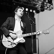 Willy Mason, Live, 30th June 2013, The Eden Project, Cornwall, United Kingdom