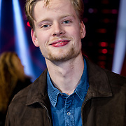 NLD/Hilversum/20180209 - 3e Liveshows The voice of Holland 2018, Jim van der Zee