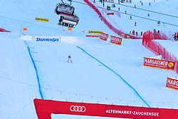 26.10.2019, Keelberloch Rennstrecke, Altenmark, AUT, FIS Weltcup Ski Alpin, Abfahrt, Damen, 2. Training, im Bild Michelle Gisin (SUI) // Michelle Gisin of Switzerland in action during her 2nd training run for the women's Downhill of FIS ski alpine world cup at the Keelberloch Rennstrecke in Altenmark, Austria on 2019/10/26. EXPA Pictures © 2020, PhotoCredit: EXPA/ Erich Spiess