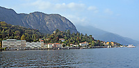 GV, general view, coastal town, Lake Como, Italy, 4th September 2014, 201410043708<br /> <br /> Copyright Image from Victor Patterson, 54 Dorchester Park, Belfast, UK, BT9 6RJ<br /> <br /> t: +44 28 9066 1296<br /> m: +44 7802 353836<br /> vm +44 20 8816 7153<br /> <br /> e1: victorpatterson@me.com<br /> e2: victorpatterson@gmail.com<br /> <br /> www.victorpatterson.com<br /> <br /> IMPORTANT: Please see my Terms and Conditions of Use at www.victorpatterson.com